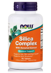 NOW Silica Complex 90 таб