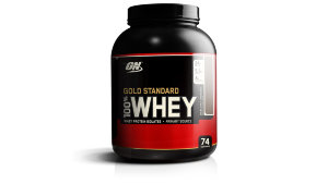 ON Whey Protein Gold Standart 2270 гр