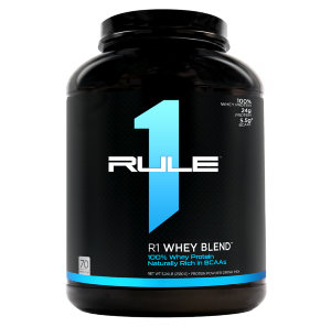 Rule1 Whey Blend 2270 гр
