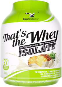 Sport Definition That's the Whey Isolate 2270 гр