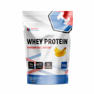 Fitness Formula Whey Protein 900 гр
