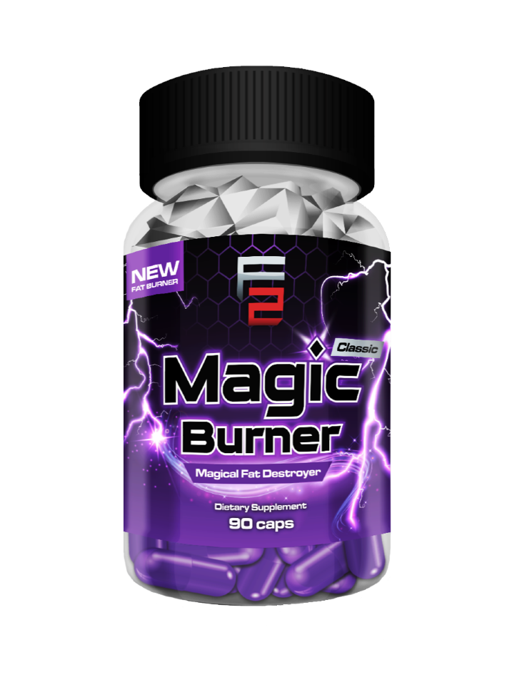 F2 Magic Burner Classic 90 капс