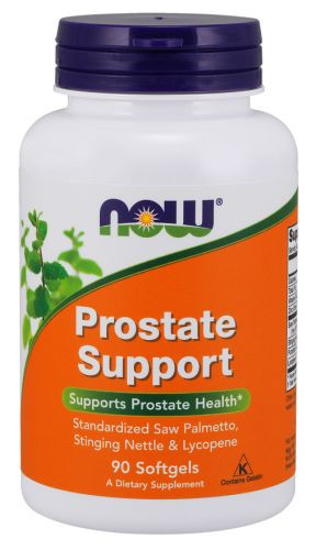 NOW Prostate support 90 капс