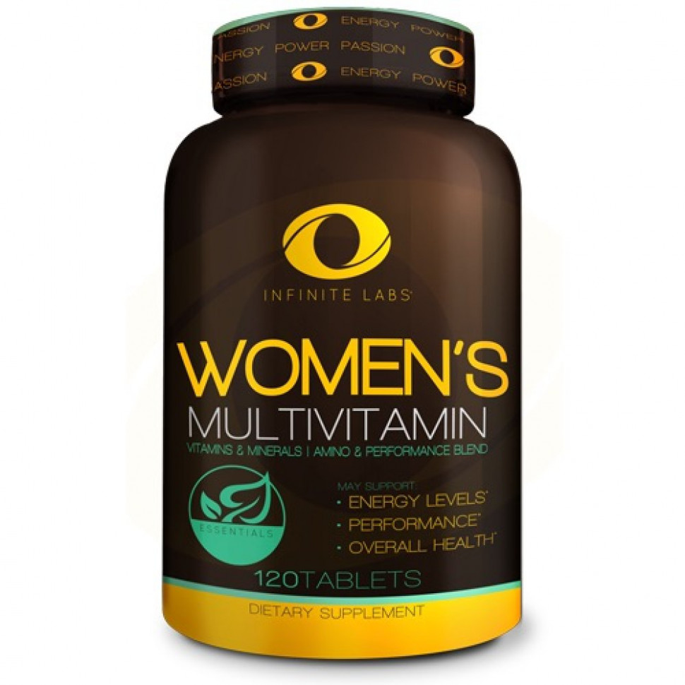 Infinite Labs Women's Multivitamin 120 табл