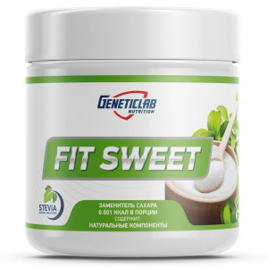 Geneticlab Fit Sweet подсластитель 200 гр