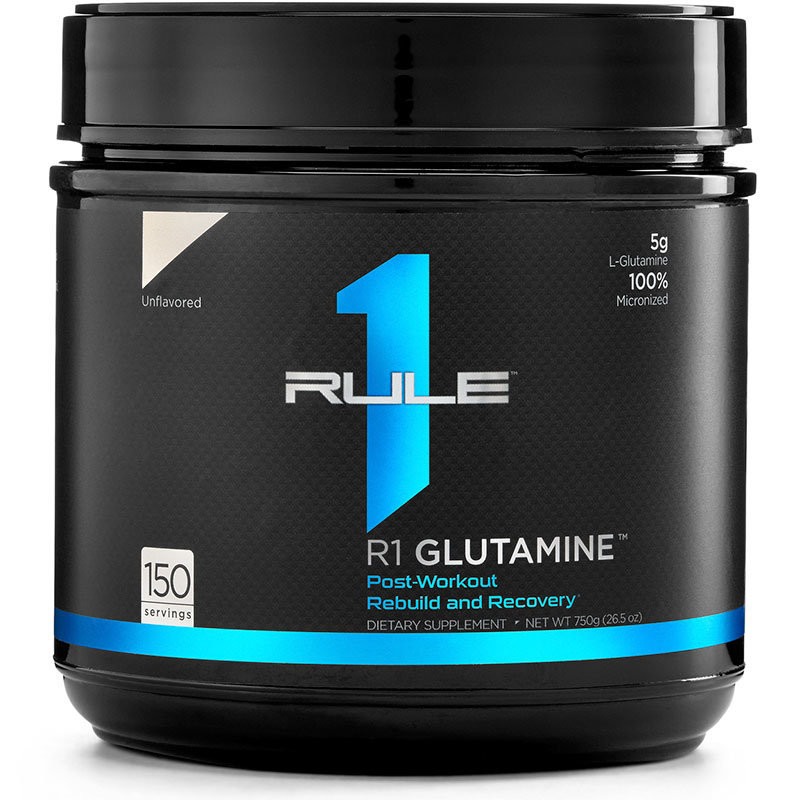 Rule1 Glutamine (150 serv)